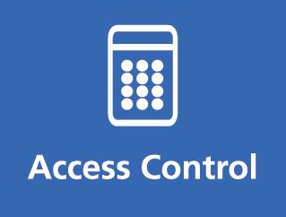 Access Control Flip Card