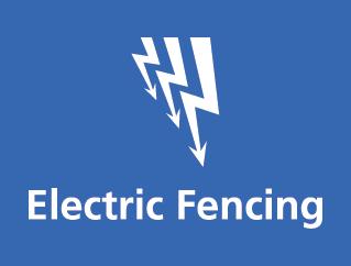Electric Fencing Flip Card