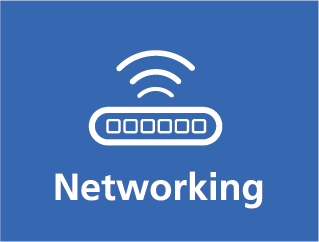 Networking Flip Card